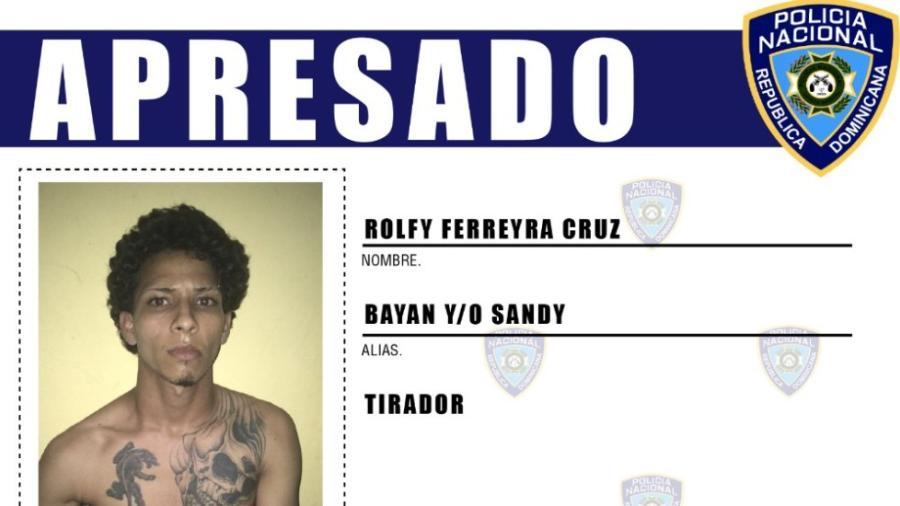 Detienen al hombre que le disparo a David Ortiz