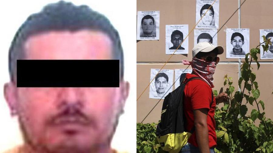 Ordenan liberación del presunto líder de Guerreros Unidos, vinculado al caso Ayotzinapa