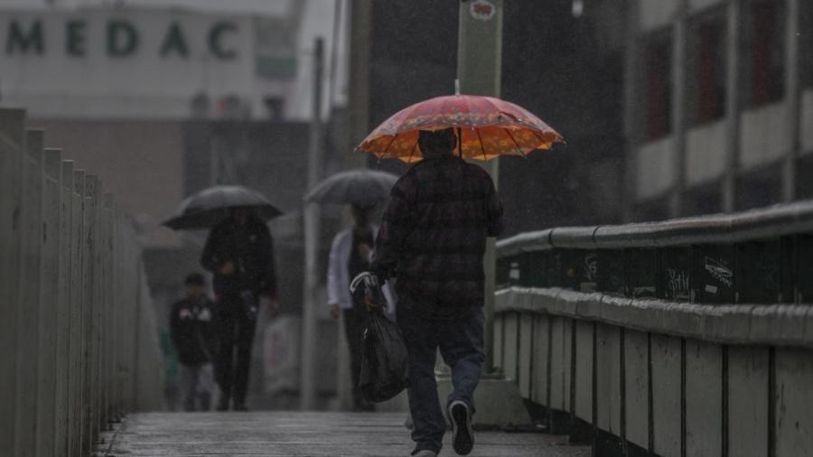 Prevén lluvias para Guerrero, Chiapas y Oaxaca