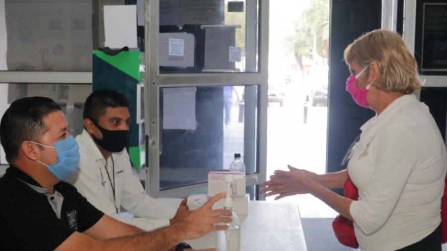 Secretaría de Salud hace un llamado a los ciudadanos a cumplir con las medidas de seguridad sanitarias