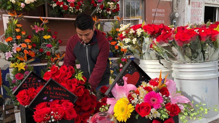 Reactiva San Valentín comercios en Matamoros