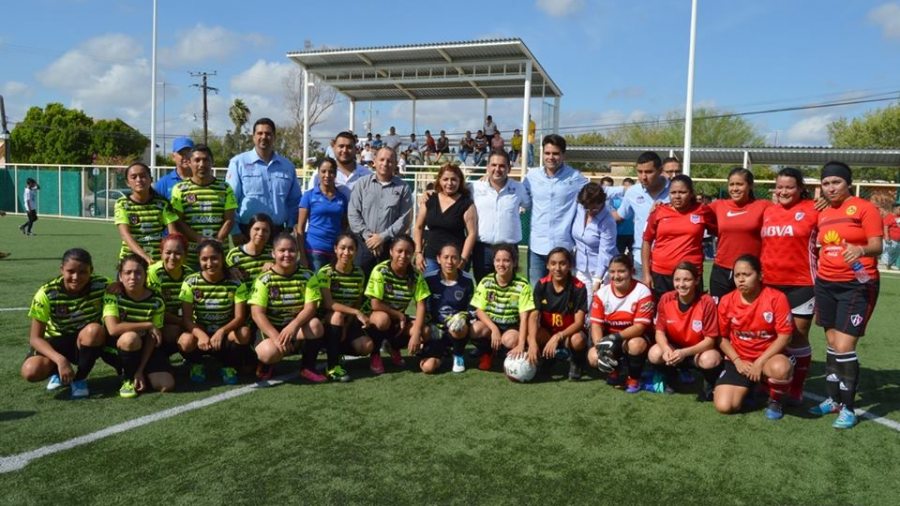 Realizan Caravana Deportiva 2017 en la frontera chica