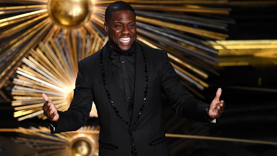 Kevin Hart conducirá los Oscar 2019
