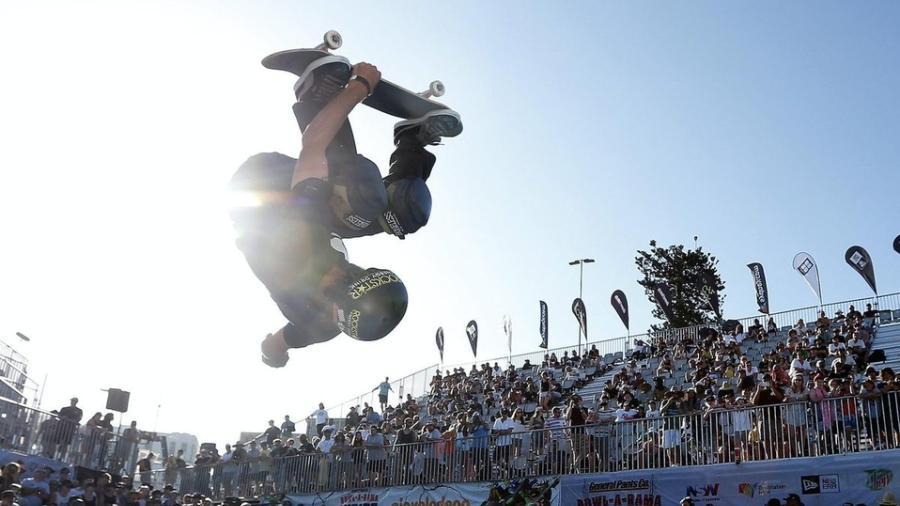Dejan Skateboarding fuera de los Juegos Panamericanos 2019