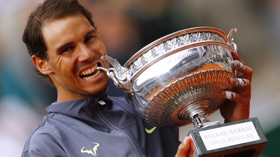 Nadal conquista el Roland Garros