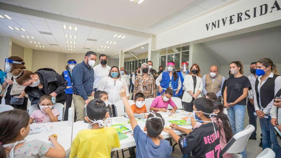 Organismos Internacionales y el INM reconocen trabajo de Tamaulipas a favor de migrantes