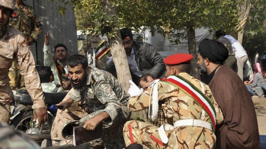 Atentado del EI deja 24 muertos en Irán