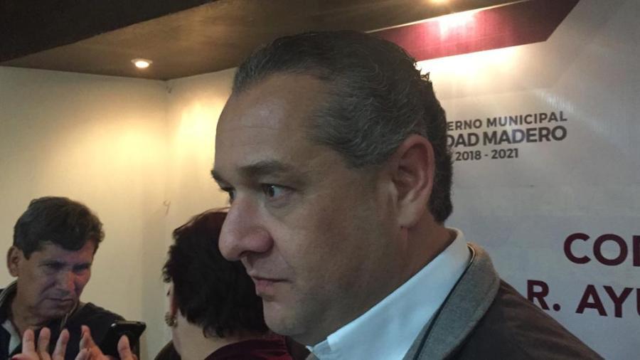 La transparencia tema principal de su gobierno: Adrián Oseguera
