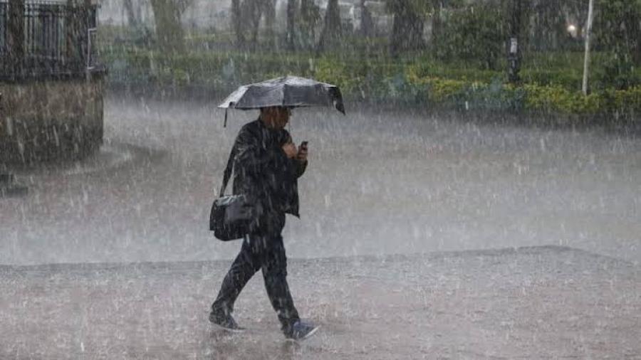 Se prevén lluvias en varios estados del país