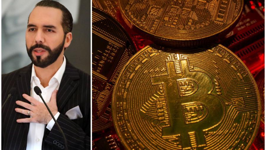 El Salvador anuncia proyecto de legalización de Bitcoins