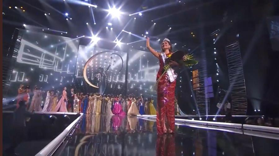 Andrea Meza, Miss México, es la ganadora de Miss Universo