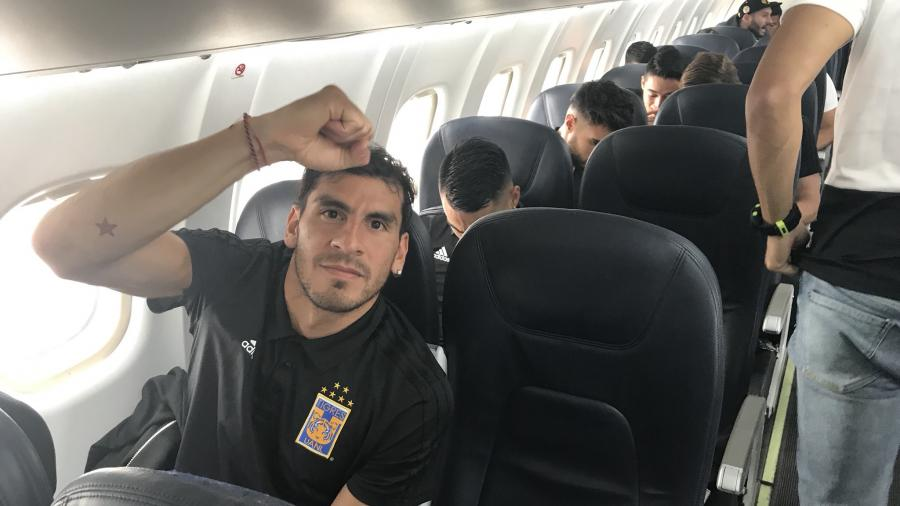 Tigres ya está en León para encarar la final de vuelta del Clausura 2019