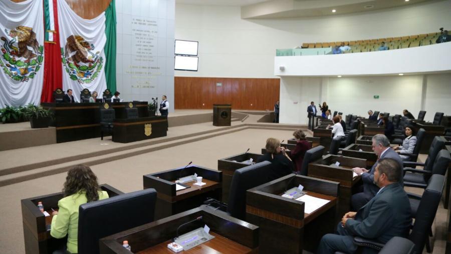Designa Poder Legislativo a Olivia Lemus como presidente de la CODHET