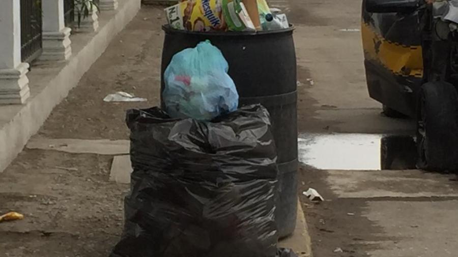 Preparados ante incremento de basura en calles por fiestas de fin de año