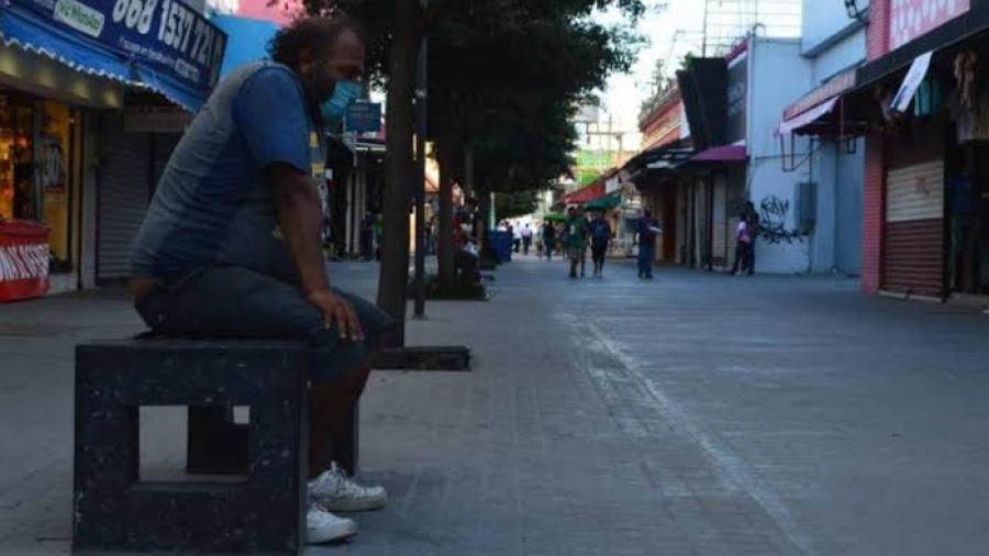 Comercios en Reynosa extreman medidas sanitarias ante el aumento de contagios Covid