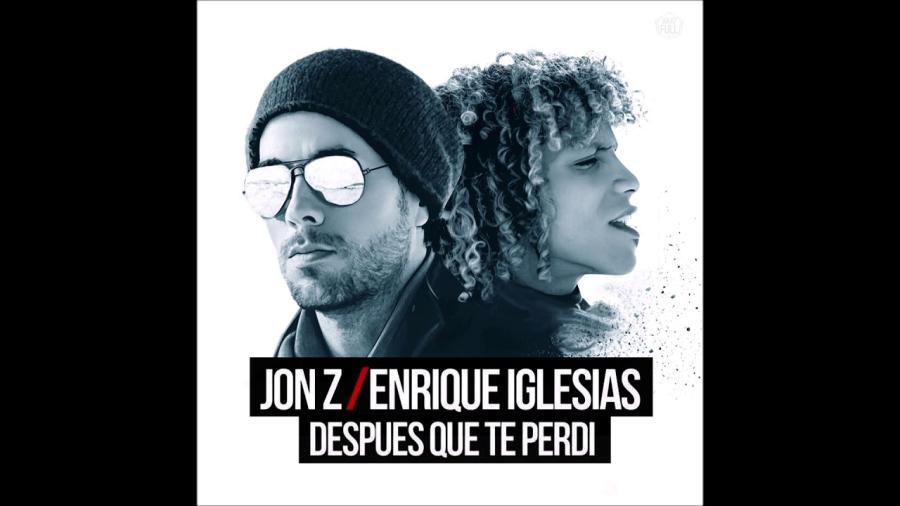 """""""Después que te perdí"""", nuevo sencillo de Enrique Iglesias y Jon Z"""