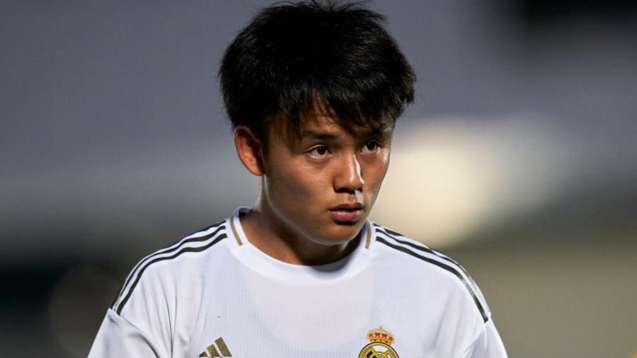 El Real Madrid cede a Kubo al Mallorca