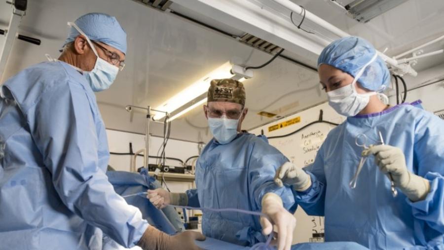 Doctores de Tennessee estafan al Pentágono por 65 mdd
