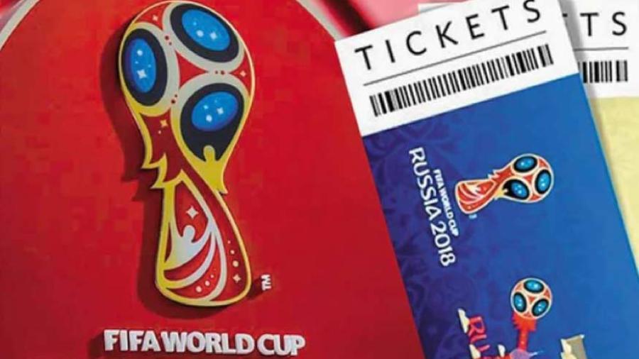 FIFA demanda a página que vende boletos del mundial en línea