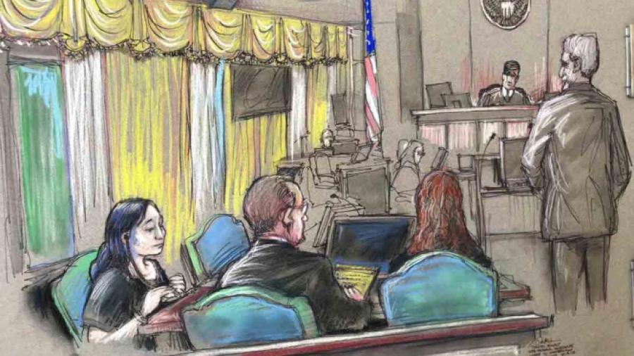 Mujer que irrumpió en club de Trump, es condenada