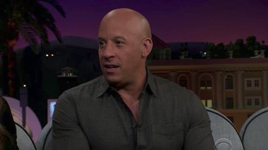 Vin Diesel confiesta que quiere estar en Carpool karaoke