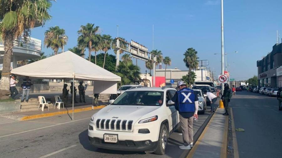 Cerca de 6 mil vehículos han sido retornados por filtros en Puentes Internacionales