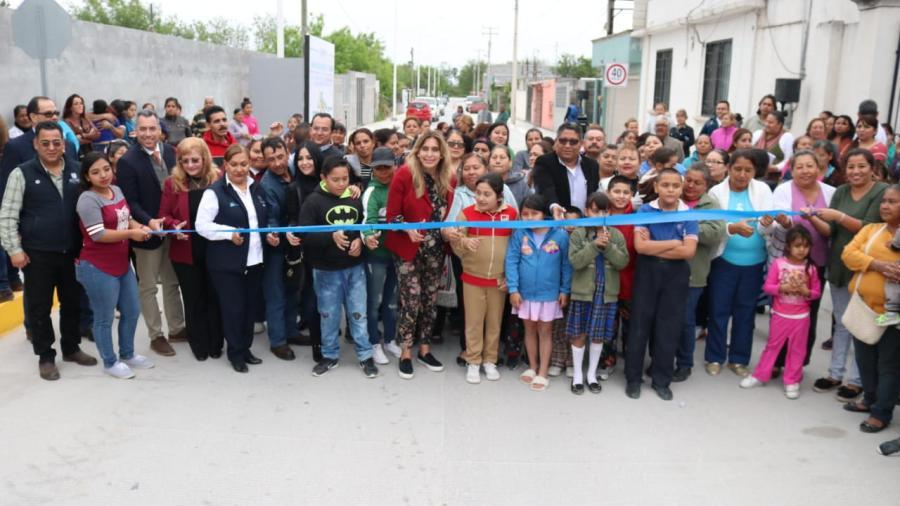 Más de 33 millones en obras inaugura Gobierno Municipal