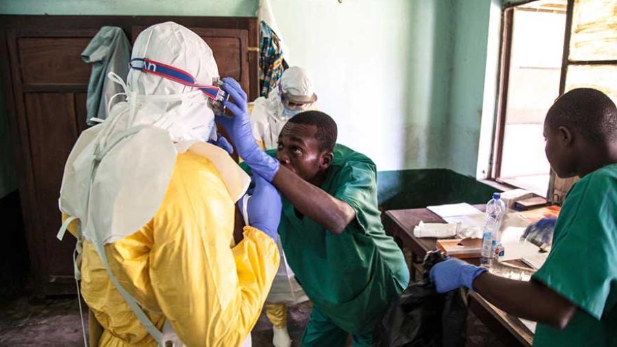 Anuncia UE apoyo adicional de 3.5 mde contra el ébola