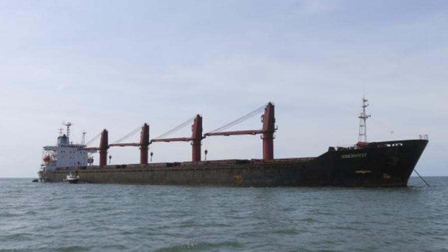 Corea del Norte demanda la liberación de su carguero incautado por EU