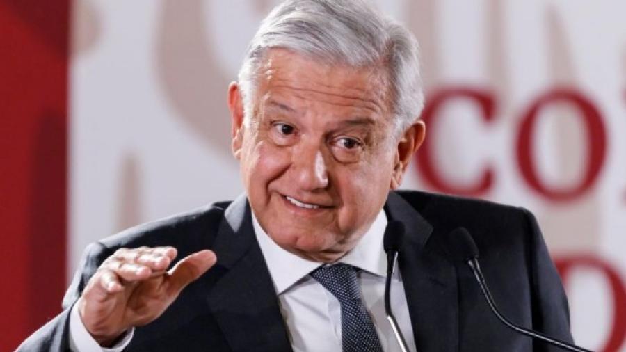 """AMLO pide a autoridades mexicanas que """"se levanten temprano"""""""