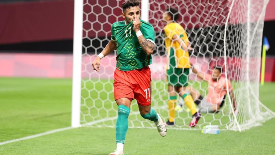 FIFA incluye a Alexis Vega en la lista de los jugadores más impresionantes de los JJ.OO.