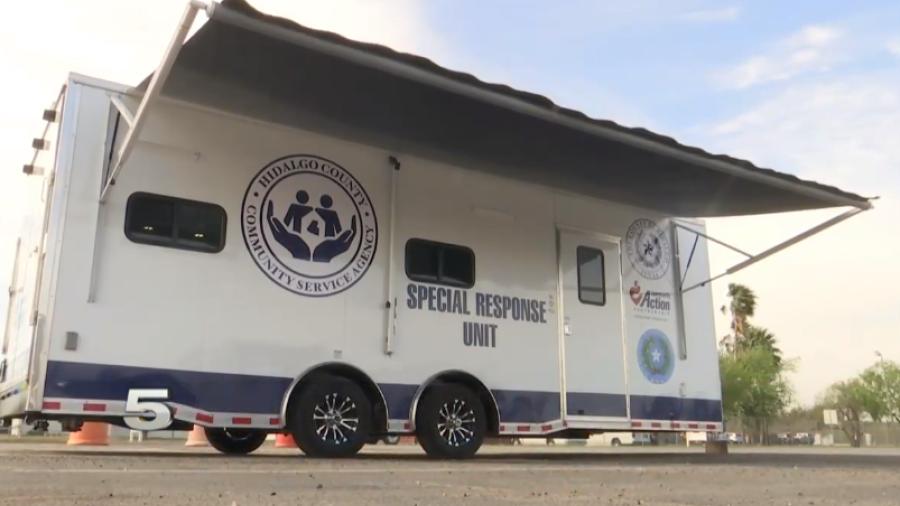 Condado de Hidalgo revela nueva unidad de respuesta especial