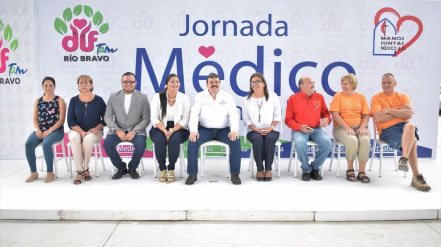 Continúan las Jornadas Médico Asistenciales