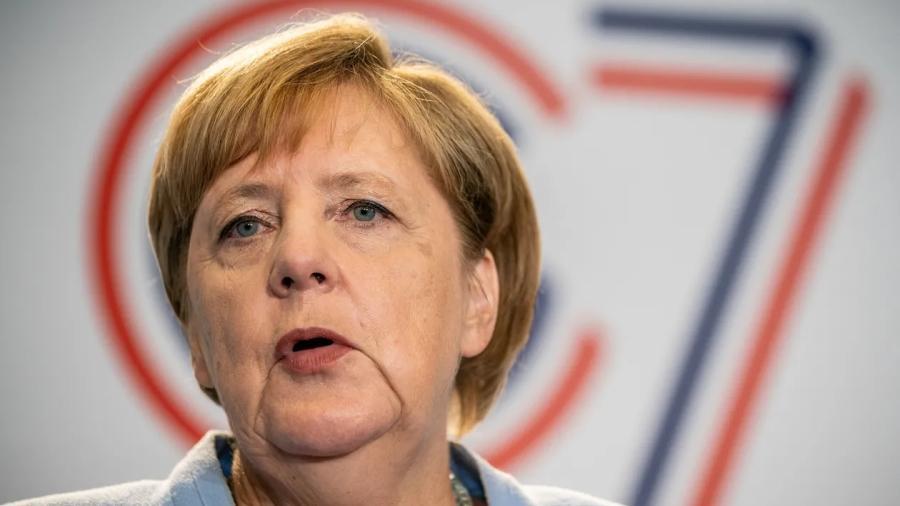 Angela Merkel rechaza viajar a EU para cumbre del G-7