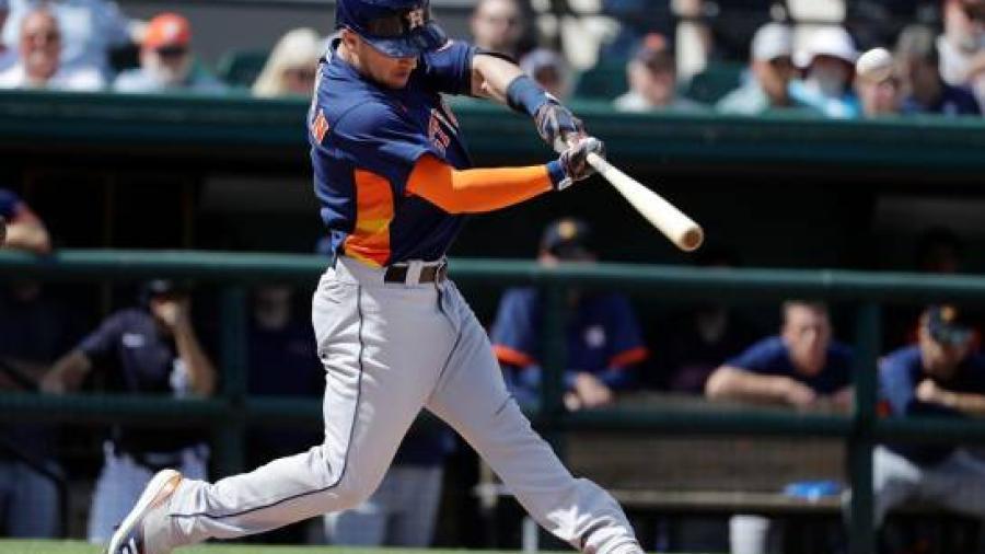 MLB prepara acciones para lanzadores que golpean a bateadores de los Astros