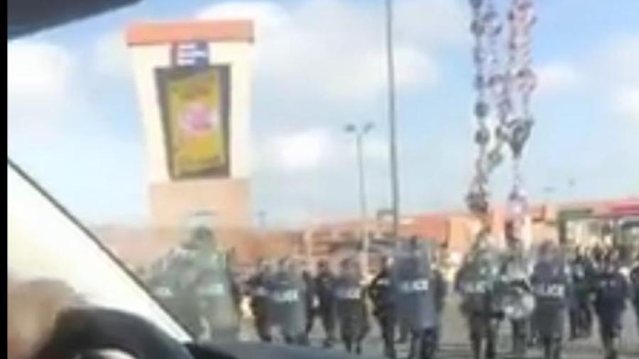 Llegan a la frontera con México militares estadounidenses