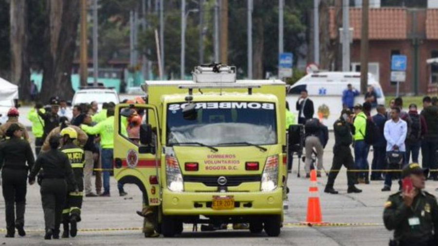 EU ofrece ayuda a Colombia para investigar atentado