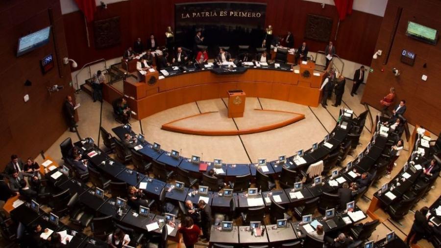 Senado aprueba en lo general, eliminación del fuero presidencial