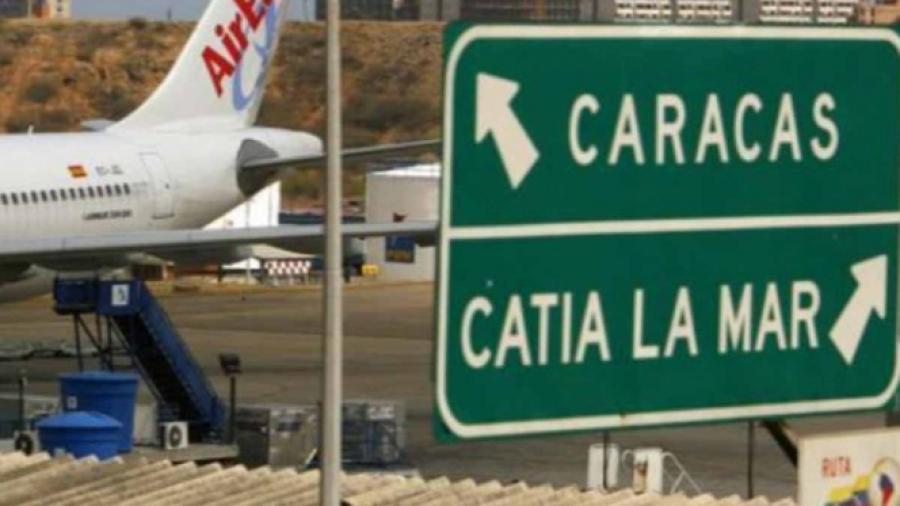 Trump prohíbe vuelos desde y hacia Venezuela