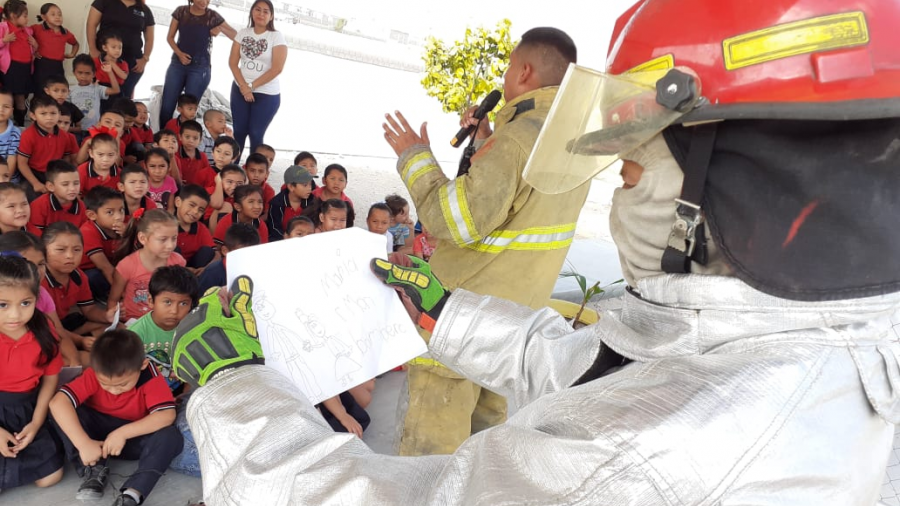 Efectuará Municipio simulacro y conferenciaspor la Semana Nacional de Proteccion Civil