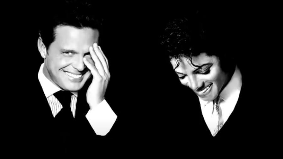Luis Miguel comparte video cantando junto a Michael Jackson