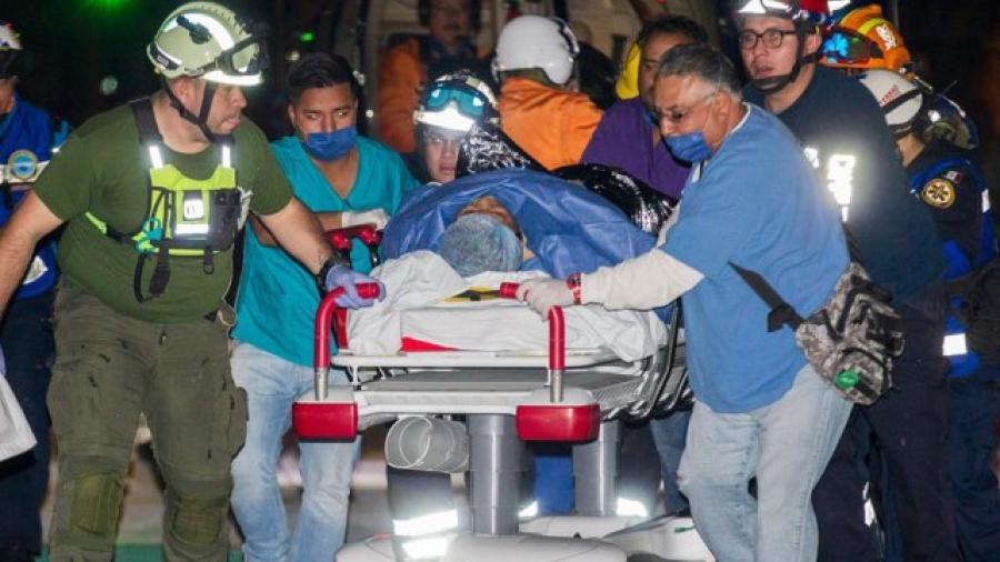 Gobierno de Hidalgo apoyará con gastos médicos y funerarios a familias de víctimas
