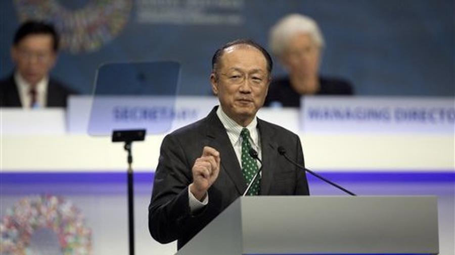 Jim Yong Kim renuncia a la presidencia del Banco Mundial