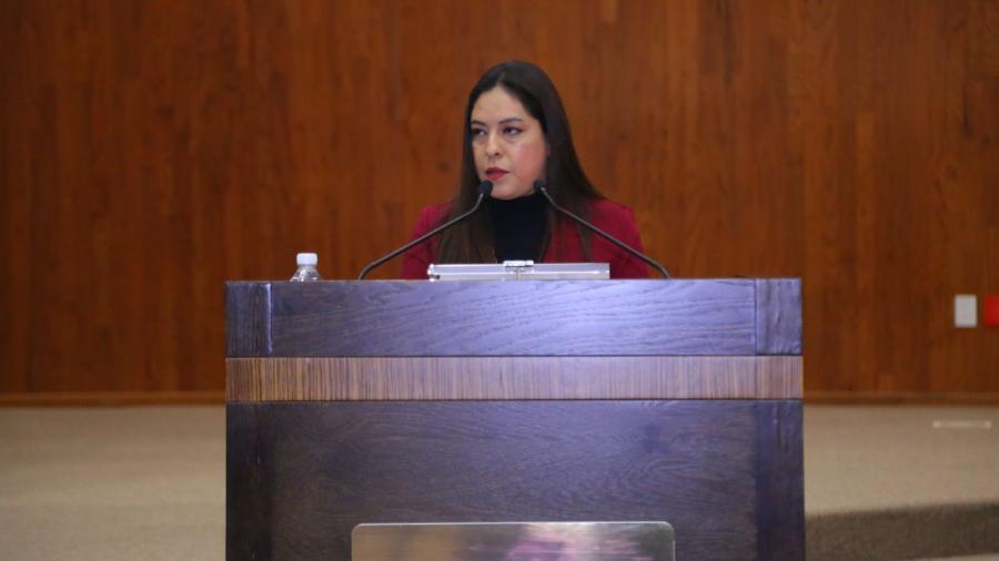 Propone Gaby Regaladoaumentar sanción en feminicidio a menores de edad