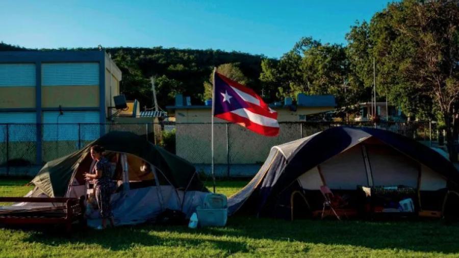 Firma Trump declaratoria de emergencia para Puerto Rico