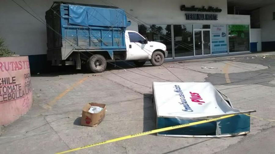 Multarán a Omnibus de México con 30 mil pesos