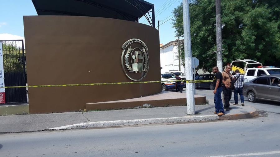 Artefacto explosivo daña escuela privada en Matamoros
