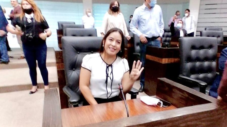 Fortalece Gaby Regalado lazos de unidad en Tamaulipas