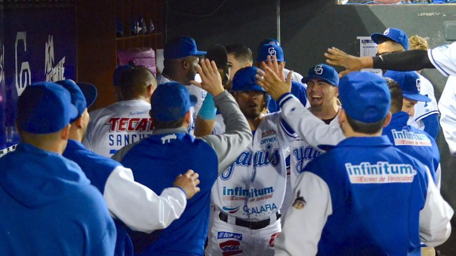 Yaquis empata 2-2 serie semifinal de Liga del Pacífico ante Cañeros