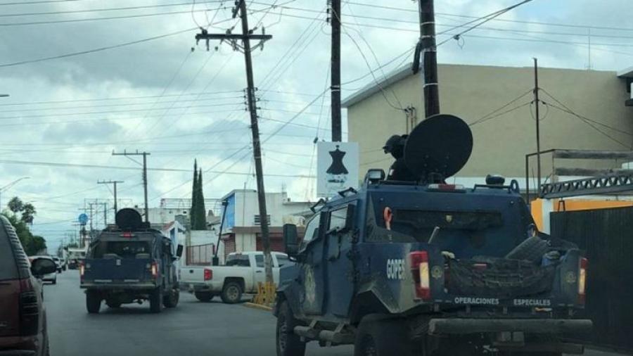 Seguridad de Matamoros seguirá bajo el mando del Estado
